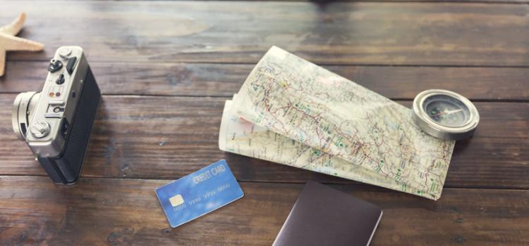 Derfor bør du bruke kredittkort på ferie
