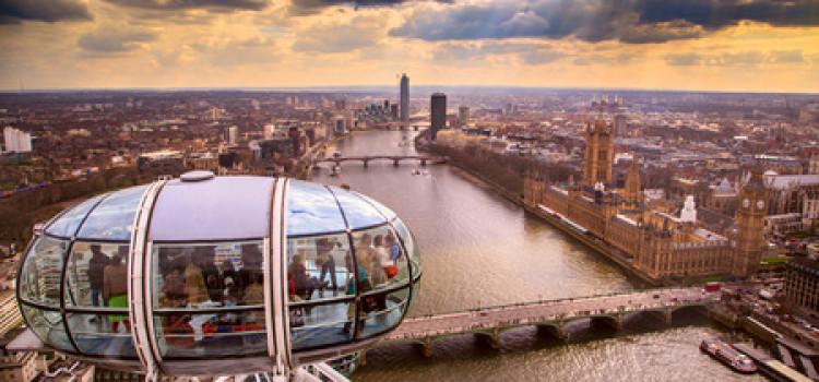 Topp 10 severdigheter i London
