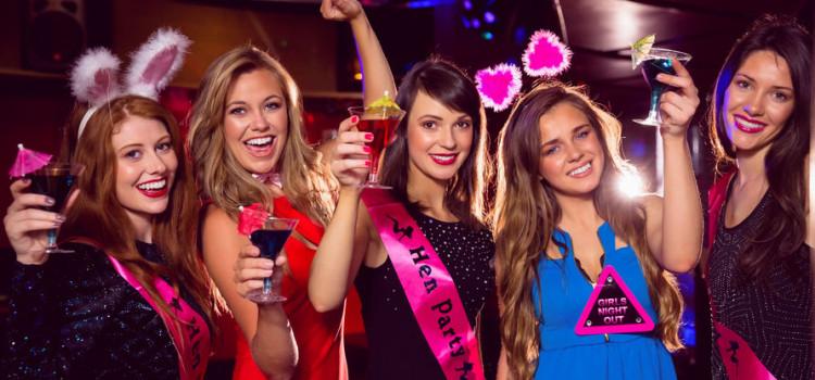 Utdrikningslag og storbyferie med jentene