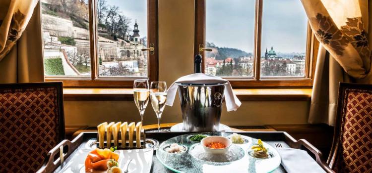 Topp hotell i Praha for den kresne