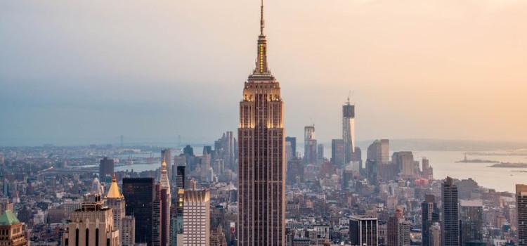 Topp 10 severdigheter i New York