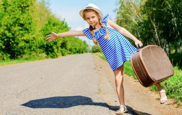 Reise med barn på storbyferie
