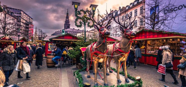 De 10 beste julemarkedene når du skal på storbyferie