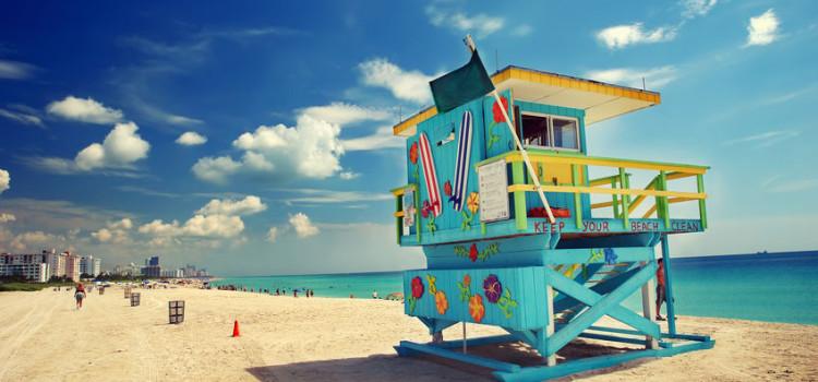 Topp 10 severdigheter i Miami