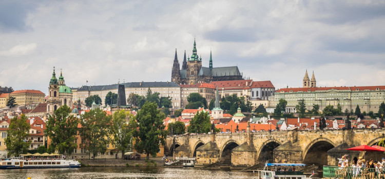 Anbefalte hotell i Praha