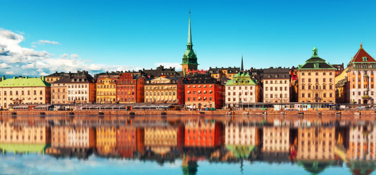 10 anbefalte hotell i Stockholm