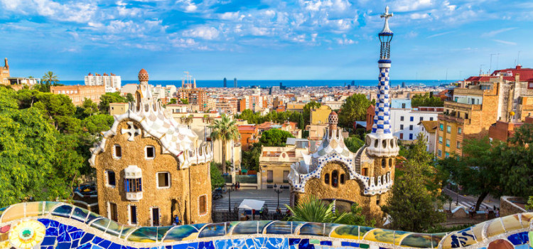 Anbefalte hotell i Barcelona