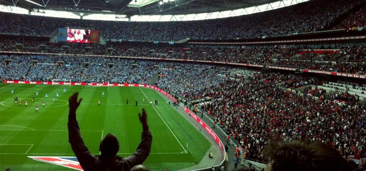 Fotballtur og storbyferie