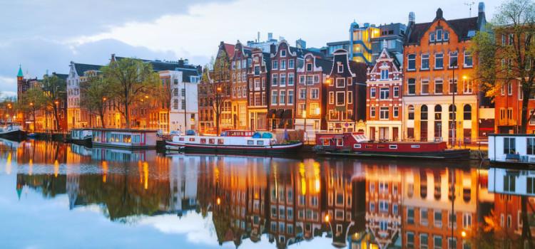 Anbefalte hotell i Amsterdam