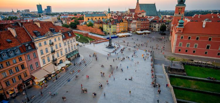 10 severdigheter du bør få med deg i Warszawa