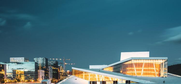 10 anbefalte hotell i Oslo