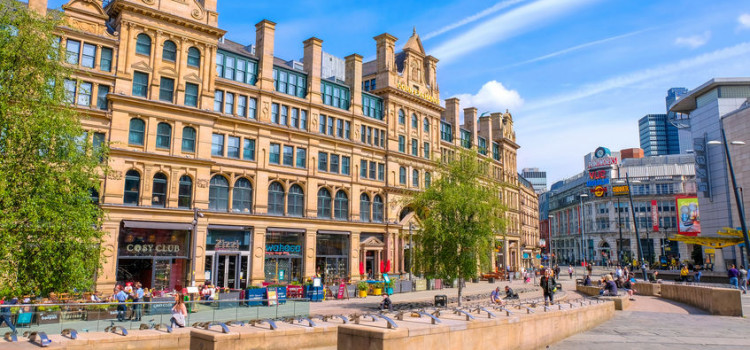 Anbefalte hotell i Manchester