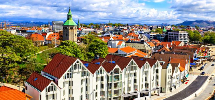 10 anbefalte hotell i Stavanger