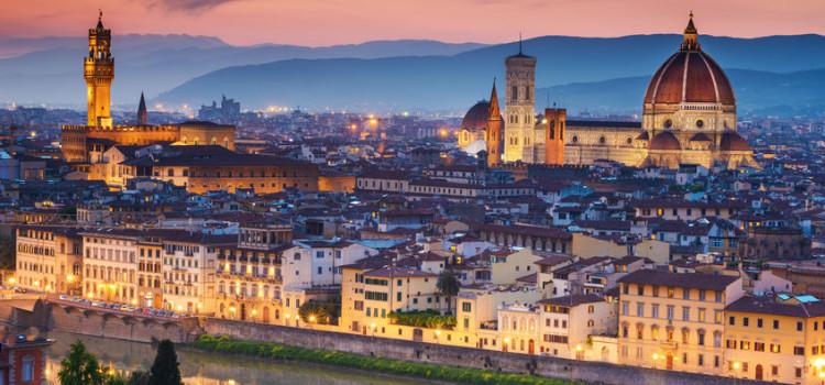 Anbefalte severdigheter i Firenze