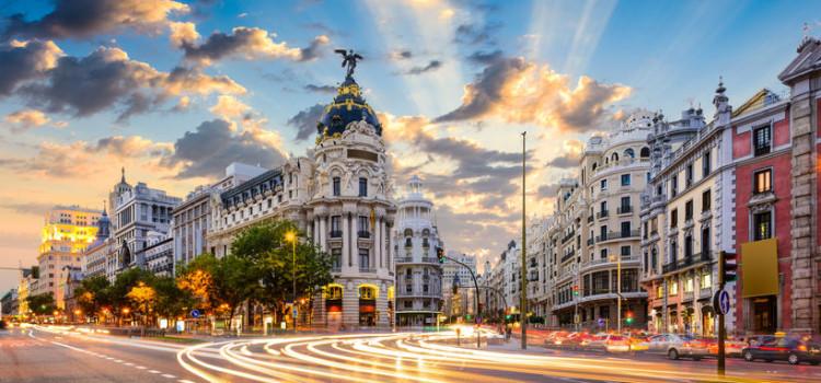 10 anbefalte severdigheter og attraksjoner i Madrid