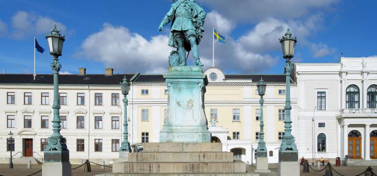 Anbefalte hotell i Gøteborg