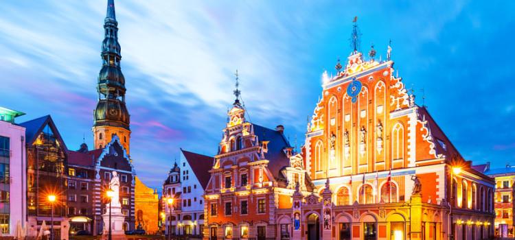 De 10 beste og mest populære hotellene i Riga