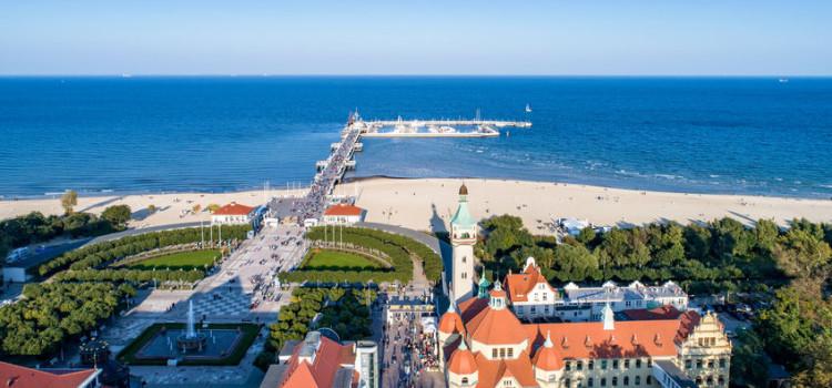Sopot utenfor Gdansk – Perfekt for spaferie