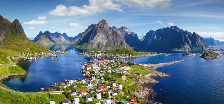 Hotelltips i Lofoten