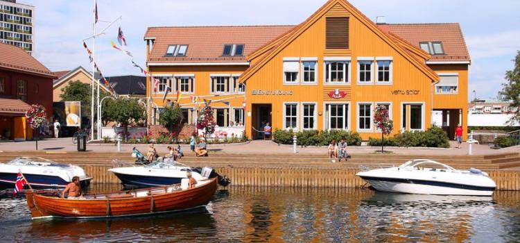 Anbefalte hotell i Kristiansand