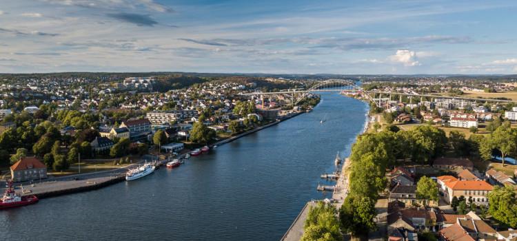 Beste hotell i Fredrikstad