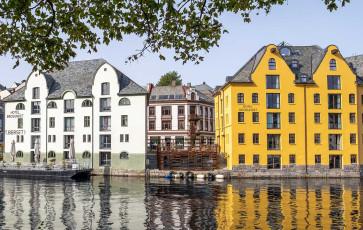 Hotel Brosundet – det beste hotellet i Ålesund