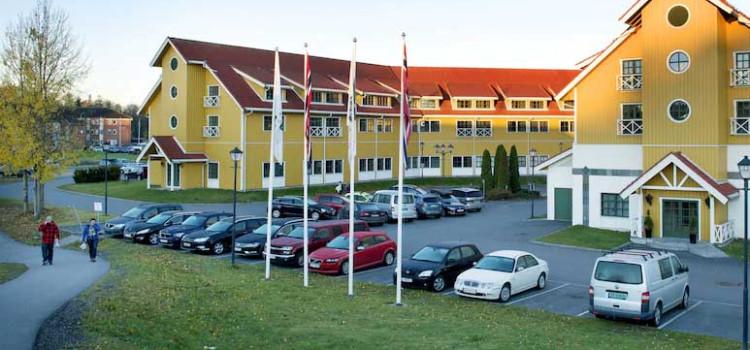 Dette er de beste hotellene i Sarpsborg