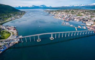 5 billige hotell i Tromsø