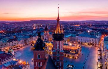 Dette er de beste hotellene i Krakow