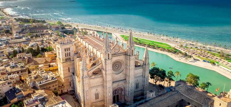 10 glimrende hotell i Palma de Mallorca