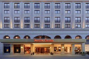 The Westin Grand Berlin - hotell i berlin