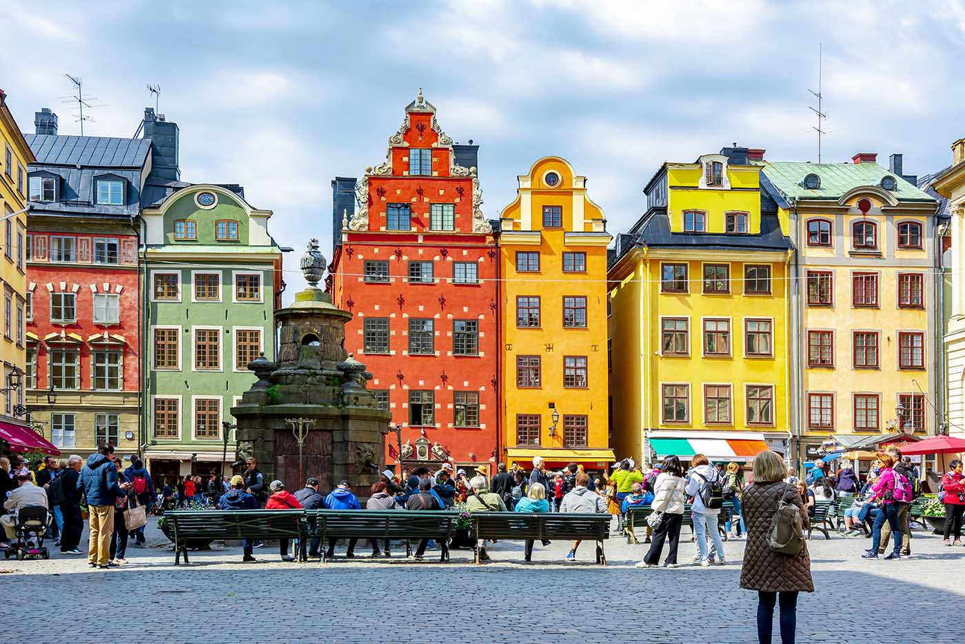 stortorget i stockholm