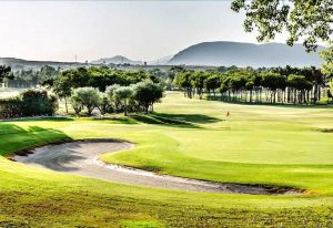 El Plantio Golf Resort i alicante