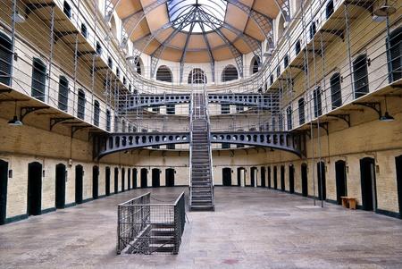 Kilmainham Gaol fengsel i dublin i irland