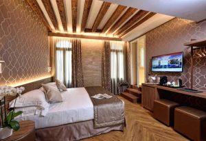 Rosa Salva Hotel i venezia