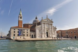 San Giorgio Maggiore kirken i venezia