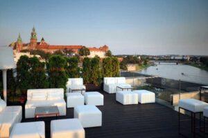 Sheraton Grand Krakow - flott hotell i krakow