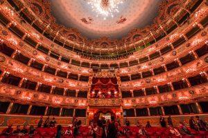 Teatro La Fenice - operahuset i venezia