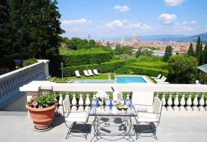 Villa La Vedetta - fantastisk hotell i firenze