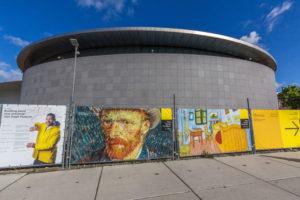 Vincent van Gogh museum i amsterdam