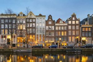 anbefalt hotell i sentrum av amsterdam - Ambassade Hotel