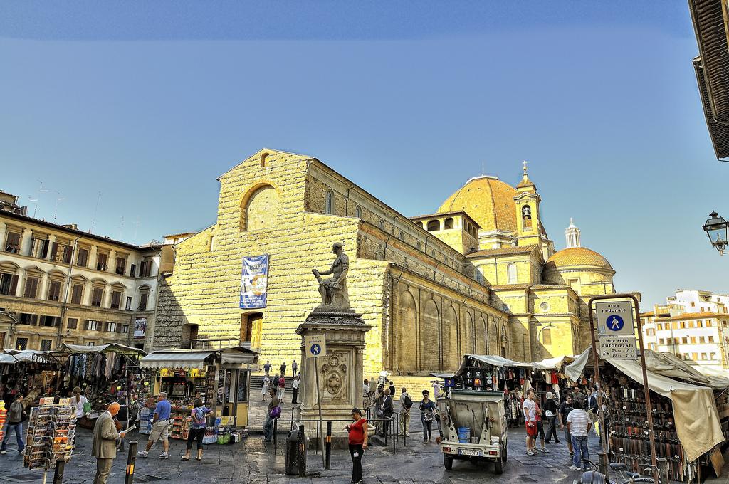 ferie-firenze-Basilica-di-San-Lorenzo