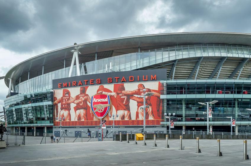 fotballkamp i london
