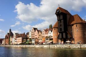 gdansk ferie gamlebyen
