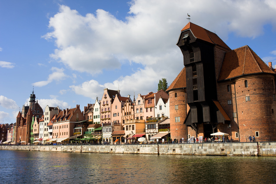 Gdansk gamlebyen