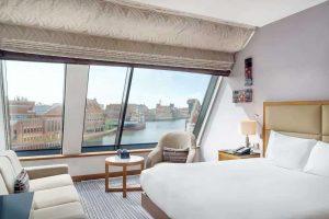 hilton gdansk - flott hotell i gdansk