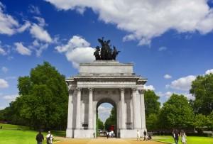 hyde park i london