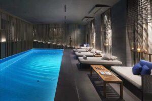 mandarin oriental - det beste hotellet i milano