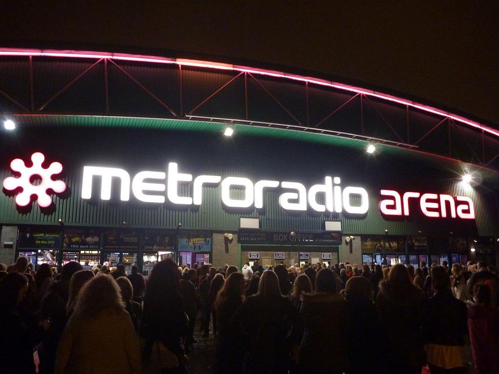 newcastle-metro-radio-arena