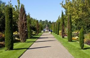 regents park i london er en svært kjent severdighet